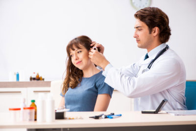 Hearing Aid Healthcare Professional